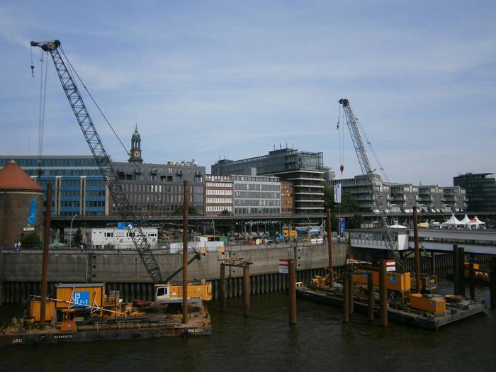Hochwasserschutz Niederhafen Los 1